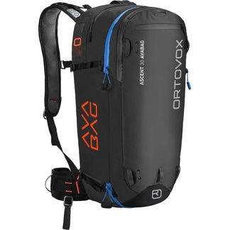 ORTOVOX - Ascent 30 Avabag Lawinenrucksack black anthracite