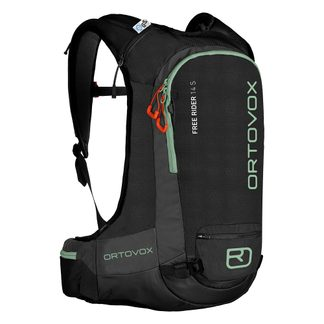 ORTOVOX - Free Rider 14 S Ski Backpack Women black raven