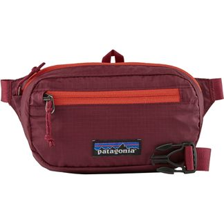 Patagonia - Ultralight Black Hole 1l Mini Hip Pack roamer red