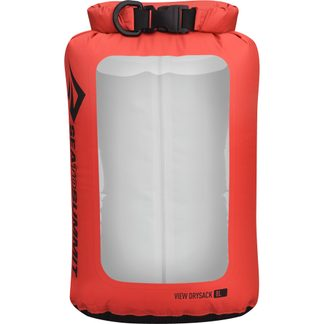 Sea to Summit - View Dry Sack 8l red