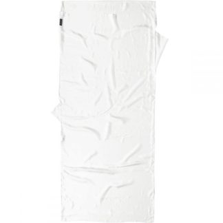 Cocoon - Travel Sheet Silk white