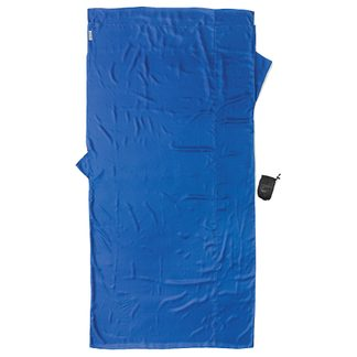 Cocoon - Travel Sheet XL Silk ultramarine blue