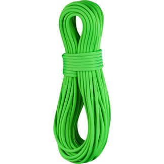 Edelrid - Canary Pro Dry 8,6mm single rope neon green