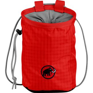 Mammut - Chalkbag Basic Trio poppy
