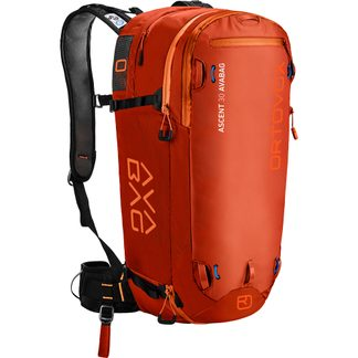ORTOVOX - Ascent 30 Avabag Kit Lawinenrucksack Unisex desert orange