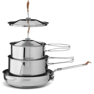 Primus - CampFire Cookset Stainless Steel Small Campingtopfset