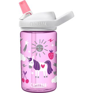 Camelbak - Eddy®+ Kids Trinkflasche 400ml unicorn party