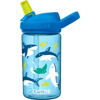 Camelbak - Eddy®+ Kids Waterbottle 400ml sharks and rays