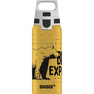 Sigg - WMB One 0,6L Drinking Bottle Kids brave bear