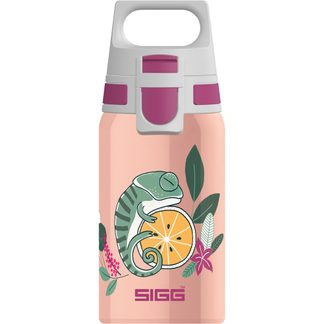 Sigg - Shield One 0,5L Trinkflasche Kinder flora