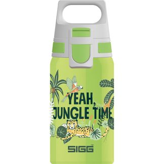 Sigg - Shield One 0,5L Trinkflasche Kinder jungle