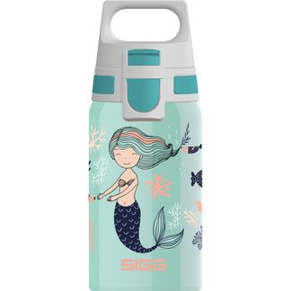 Sigg - Shield One 0,5L Trinkflasche Kinder atlantis