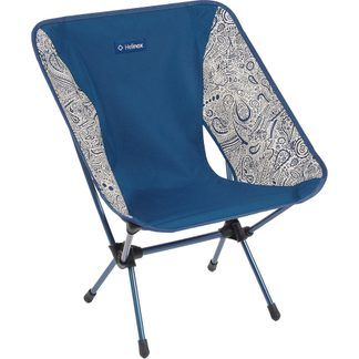 Helinox - Chair One Camp Chair blue paisley navy