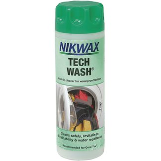 Nikwax - Tech Wash 300ml (Grundpreis 33,33 €/ 1l)