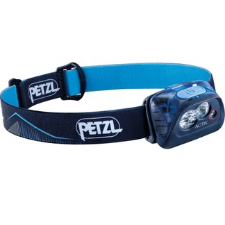 Petzl - Actik Headlamp blue