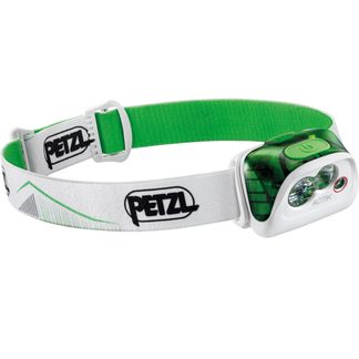 Petzl - Actik® Headlamp green