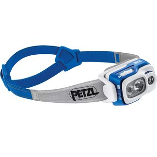 Petzl - Swift RL Stirnlampe blau