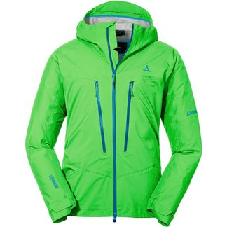 Schöffel - Rothorn 3L Hardshell Jacket Men greenflash