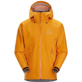Arc'teryx - Beta LT Hardshell Jacket Men ignite
