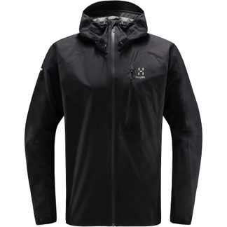 Haglöfs - L.I.M Hardshell Jacket Men true black