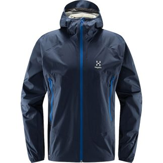 Haglöfs - L.I.M Proof Multi Hardshell Jacket Men tarn blue