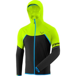 Dynafit - Alpine Waterproof 2.5L Hardshell Jacket Men fluo yellow