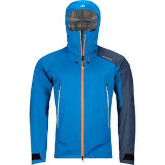 ORTOVOX - Westalpen 3L Light Hardshelljacke Herren safety blue