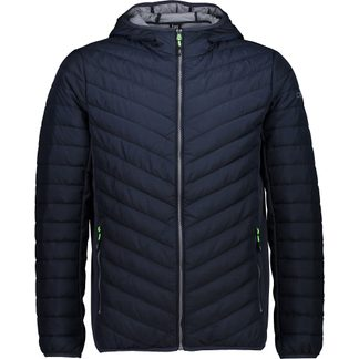 CMP - Isolationsjacke Herren black blue