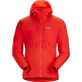 Arc'teryx - Proton FL Hoody Softshell Jacket Men dynasty