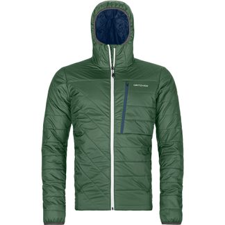 ORTOVOX - Swisswool Piz Bianco Isolationsjacke Herren green forest
