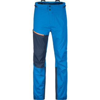 ORTOVOX - Westalpen 3L Light Hardshellhose Herren safety blue