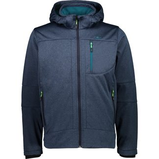 CMP - Softshell Jacket Men cosmo mel bottle