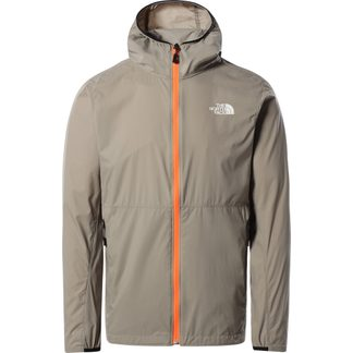 The North Face® - Circadian Wind Jacket Men mineral grey