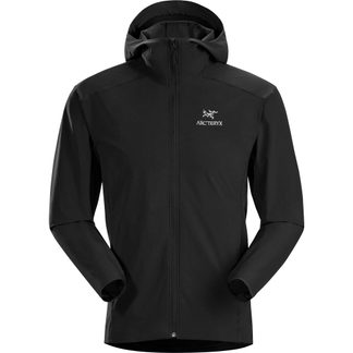Arc'teryx - Gamma SL Hoody Softshell Jacket Men black