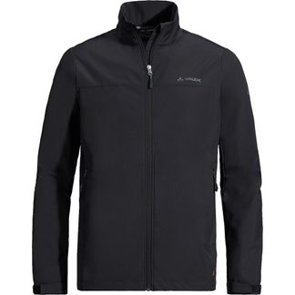VAUDE - Hurricane IV Softshell Jacket Men black