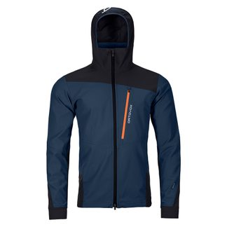 ORTOVOX - Pala Climbing Jacket Men blue lake