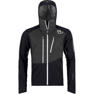 ORTOVOX - Pordoi Softshell Jacket Men black raven