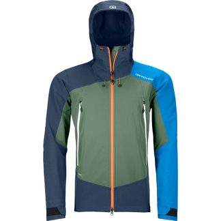ORTOVOX - Westalpen Softshell Jacket Men green forest