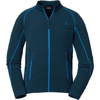 Schöffel - Maasi Fleece Jacket Men moonlitocean