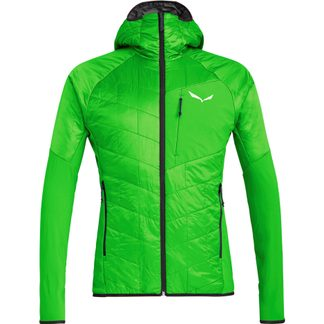 SALEWA - Ortles Hybrid Tirolwool® Isolationsjacke Herren pale frog