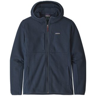 Patagonia - LW Better Sweater Hoody Fleece Jacket Men new navy