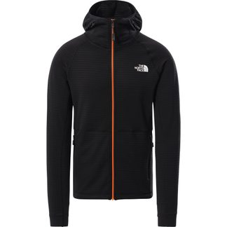 The North Face® - Circadian Full Zip Hoodie Herren tnf back