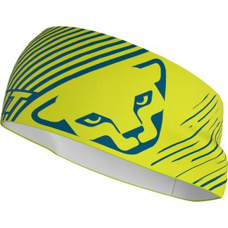 Dynafit - Graphic Performance Stirnband Unisex lime punch