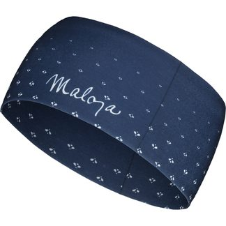 Maloja - DaffodilM. Headband Women night sky
