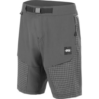 Picture - Manni Stretch Short Herren schwarz