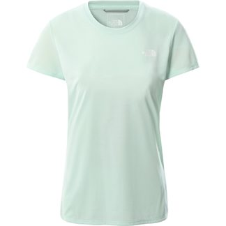 The North Face® - Reaxion Ampere Crew T-Shirt Women misty jade
