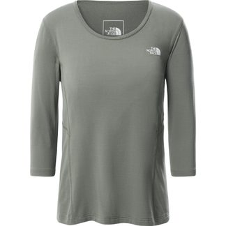 The North Face® - Hikesteller Shirt Damen agave green