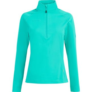 Mammut - Snow ML Half Zip Pullover Damen ceramic