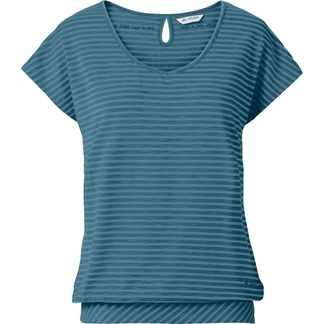 Skomer II T-Shirt Damen blue gray