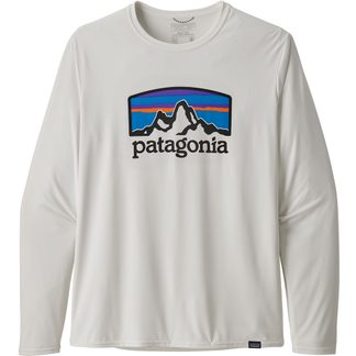 Patagonia - Cap Cool Daily Graphic Longsleeve Herren fhwh
